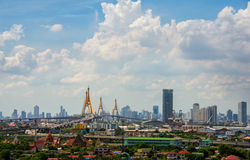 Bangkok city stock images