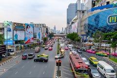 Bangkok city life Stock Image