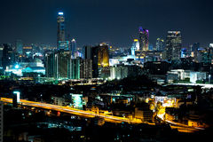 Bangkok City Stock Photos