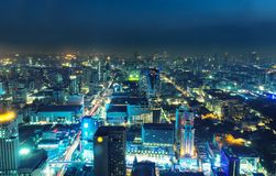 Bangkok city Royalty Free Stock Image