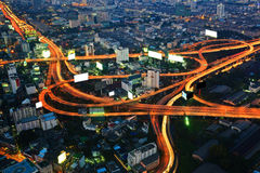 Free Bangkok City Night View Stock Images - 27471734