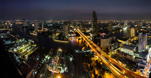 Bangkok city Stock Images