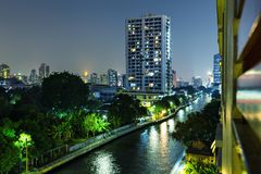 Bangkok city Royalty Free Stock Photos