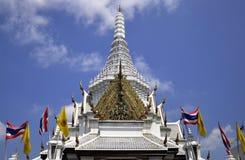 Bangkok City Pillar Shrine Stock Images