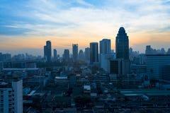Bangkok City Scape Royalty Free Stock Photos