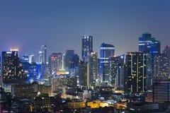 Bangkok city scape Stock Images