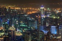 Bangkok city skyline Stock Image