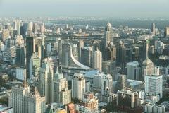 Bangkok city skyline in Thailand. Stock Image