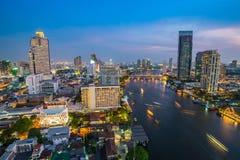 Bangkok city skyline - Thailand Stock Image