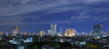 Bangkok city, Thailand Stock Photos