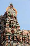 Bangkok Hindu temple. Bangkok city, Thailand -  Sri Mariamman Hindu temple Stock Image