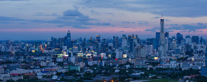 Bangkok city Stock Photos