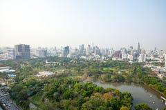 Bangkok city view Royalty Free Stock Photo