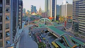 Bangkok city view Stock Photography
