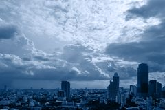 Bangkok cityscape. Stock Photography