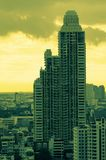 Bangkok cityscape. Royalty Free Stock Photography