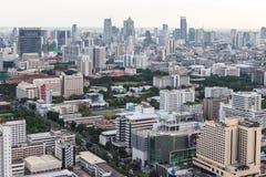 Bangkok cityscape Fotografering för Bildbyråer