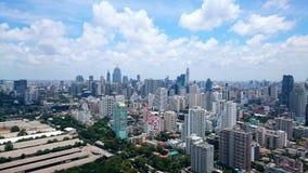 Bangkok cityscape arkivbilder