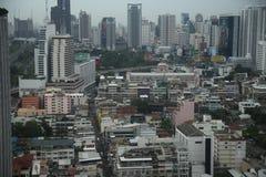 Bangkok cityscape Royaltyfri Foto