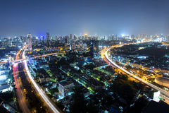 Bangkok cityscape Royalty Free Stock Photos