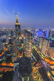 Bangkok cityscape Royalty Free Stock Photography