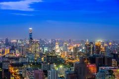 Bangkok Cityscape Royalty Free Stock Photo