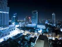 Bangkok Cityscape Stock Photography