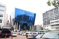Bangkok cityscape, Thai red cross center Royalty Free Stock Photos