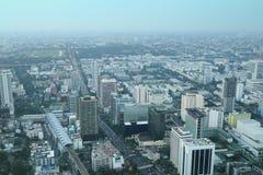 Bangkok cityscape,Thailand Royalty Free Stock Photography