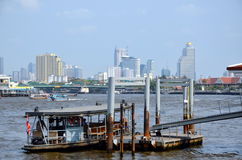Bangkok, cityscape Royalty Free Stock Photo