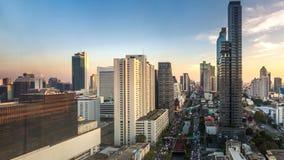 Bangkok Cityscape. View of center of bangkok cityscape ,Thailand Royalty Free Stock Photography