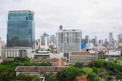 Bangkok cityscape Royalty Free Stock Image