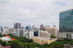 Bangkok cityscape Royalty Free Stock Photos