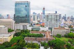Bangkok cityscape Stock Image