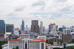 Bangkok cityscape Royalty Free Stock Images