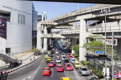 Bangkok Contemporary art center Royalty Free Stock Images
