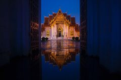 Bangkok-cotyscape Stockfotografie