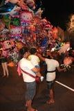 BANGKOK - 5 DÉCEMBRE : Birthday Celebration du Roi - Thaïlande 2010 Images stock