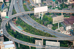 Bangkok-Datenbahn, Thailand. stockfotografie
