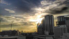 Bangkok dawn Royalty Free Stock Photography