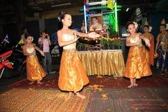 BANGKOK - DEC 5: King's Birthday Celebration - Thailand 2010 Royalty Free Stock Photos