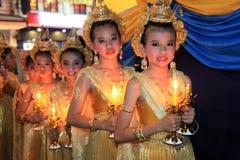 BANGKOK - DEC 5: King's Birthday Celebration - Thailand 2010 Stock Images