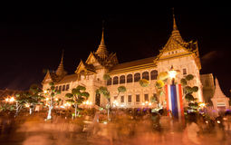Free Bangkok-Dec 5:The Grand Palace Stock Image - 22482641