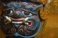 Bangkok Demon Royalty Free Stock Photo