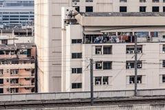 Bangkok detalj Arkivfoto
