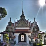 @Bangkok di Wat Jang Fotografie Stock Libere da Diritti