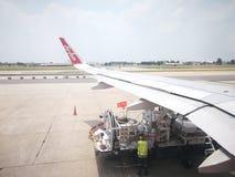 Bangkok Don Mueang Airport, Tailandia, fotografia stock libera da diritti