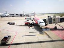 Bangkok Don Mueang Airport, Tailandia, fotografie stock