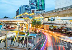 Bangkok downtown Royalty Free Stock Image