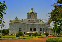 bangkok dusitslott Arkivbild